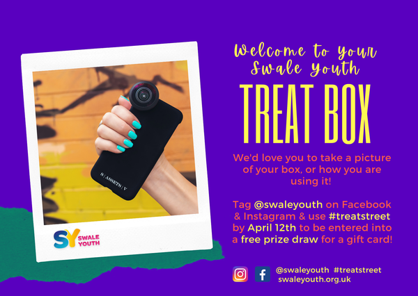 Swale Youth Treat Box
