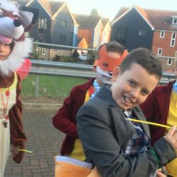Swale Youth have fun at the Carnival