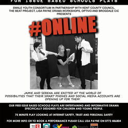 ONLINE - a drama for Young People