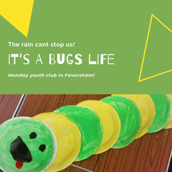 It's a Bugs Life! Creative activity