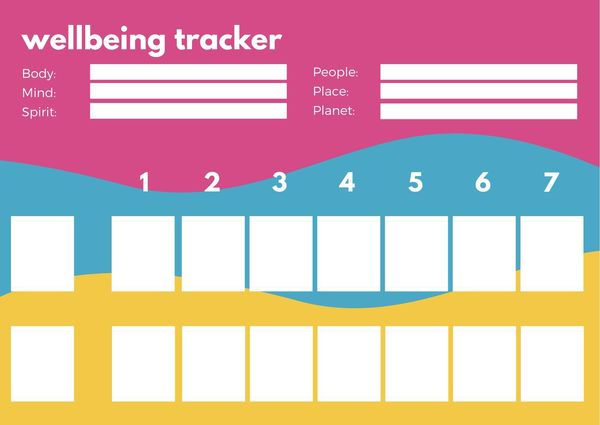 Wellbeing Habit Tracker